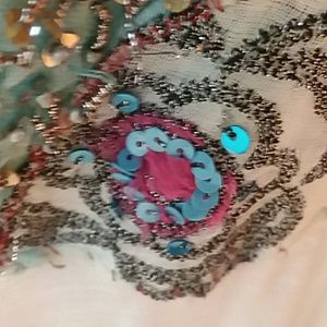 Free People Tops - Free people shirt decorative multi pattern